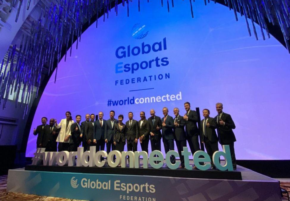 Global Esports Federation pic