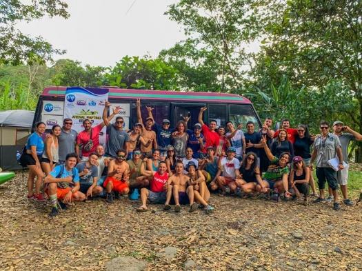 Costa Rica National Rafting Championships - La Fortuna