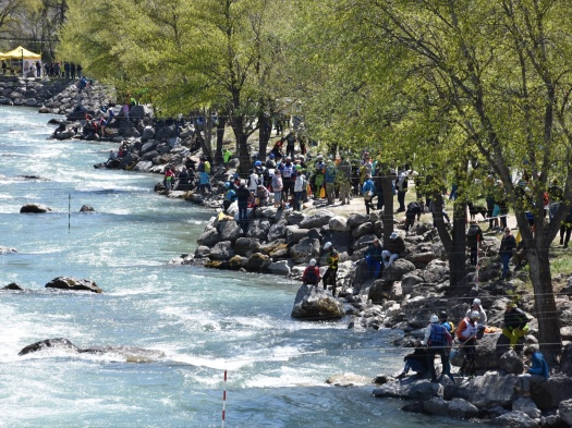 France National Rafting Championships