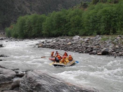 India - 14th National Rafting Championships