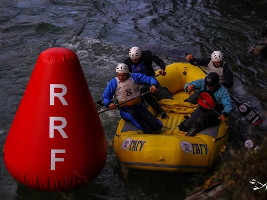 Russian National Rafting Championships - Adygeya