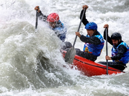 Russian National Rafting Championships - Altay