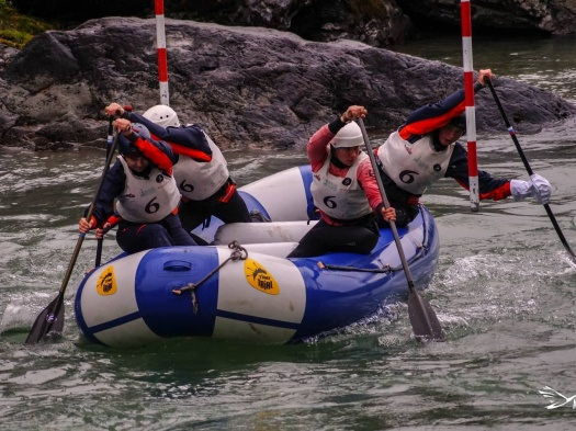 Russian National Rafting Championships - Saint-Petersburg II