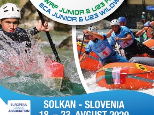 2020 Junior & U23 World Rafting Championships Solkan